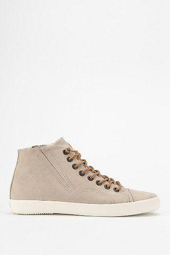Vagabond Cortona Leather High-Top Sneaker