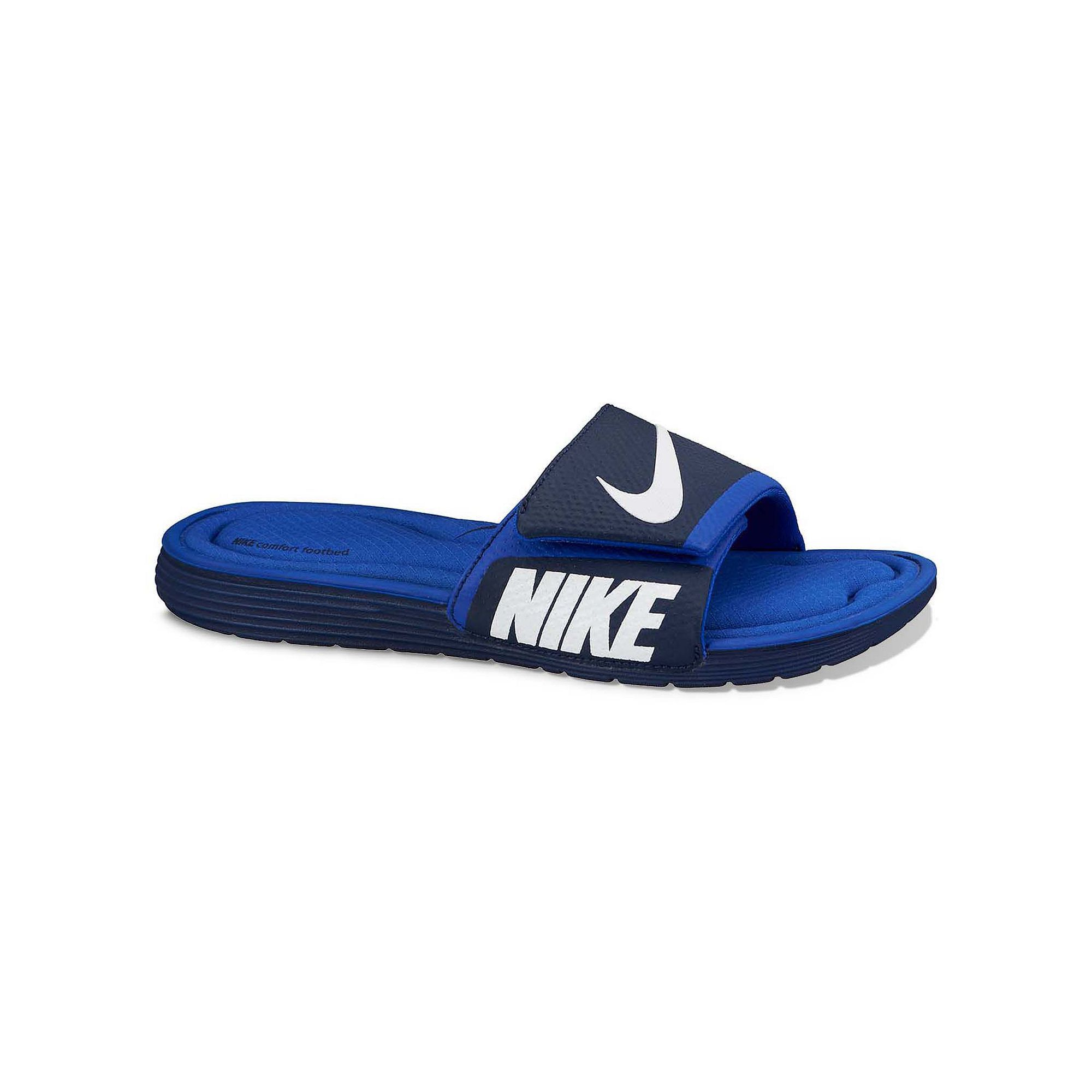 1c9cc36dc855ae Nike Solarsoft Men s Comfort Slide Sandals