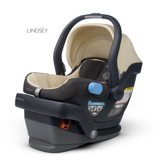 UPPAbaby Mesa Infant Car Seat Lindsey Wheat Baby car