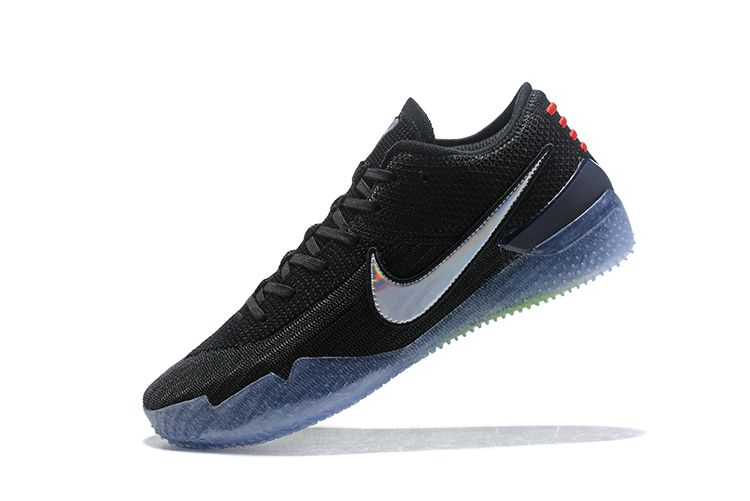 "5b5f57789165 2018 Nike Kobe AD NXT 360 ""Mamba Day"" Black Coral-Stardust Sneakers ..."