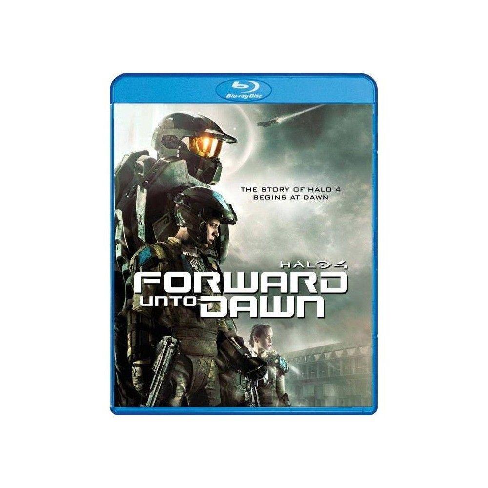 Halo 4 Forward Unto Dawn Blu Ray 2018 Halo 4 Blu Ray Blu