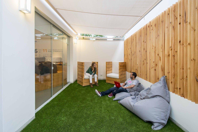 Gallery of comunal co working da lab arquitectos 2 for Escritorios de oficina lima