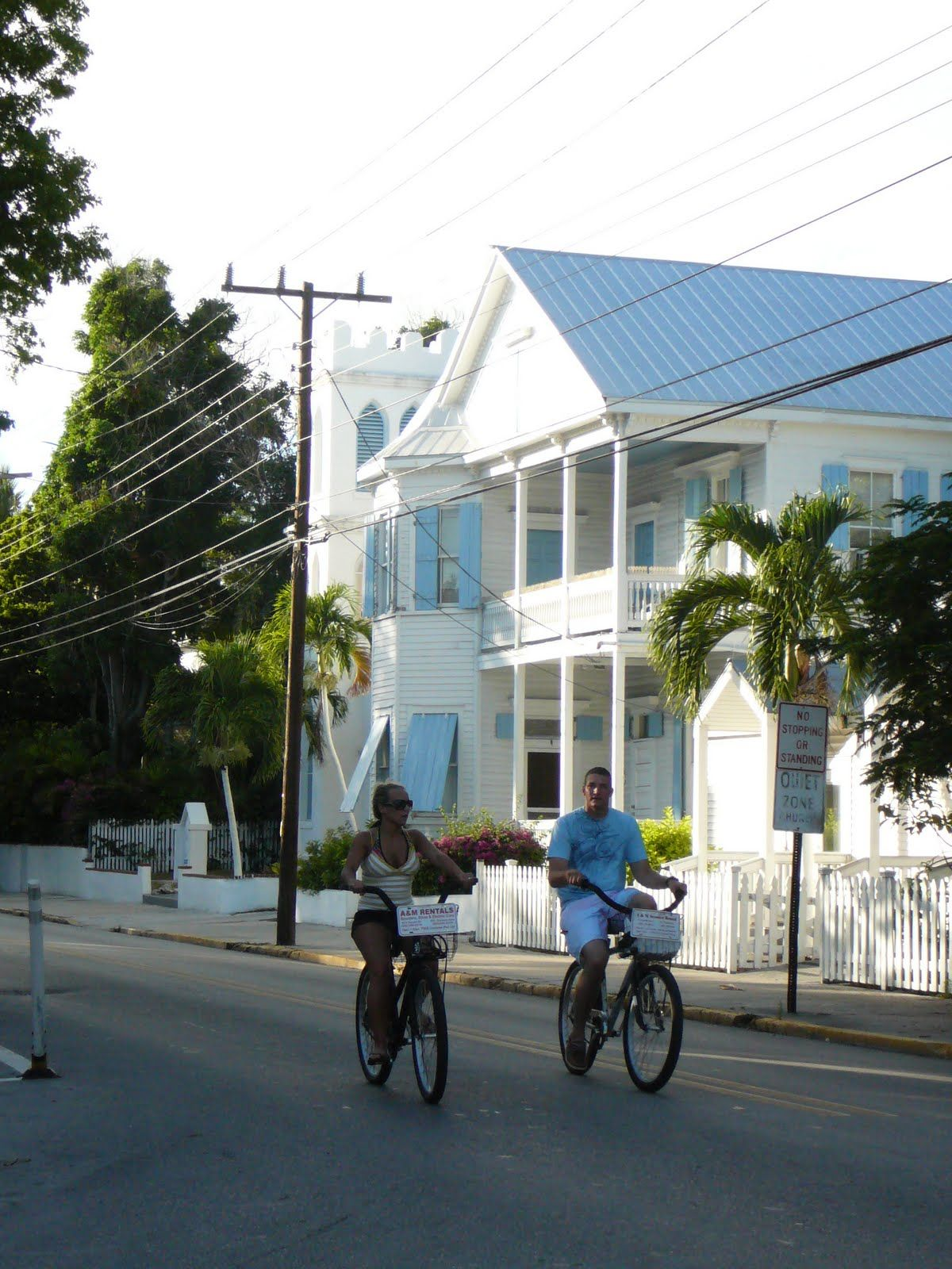 The Houses Of Key West Pt2 On Hurricane Alley And America S Southern Most Point Key West Hurricane Alley House