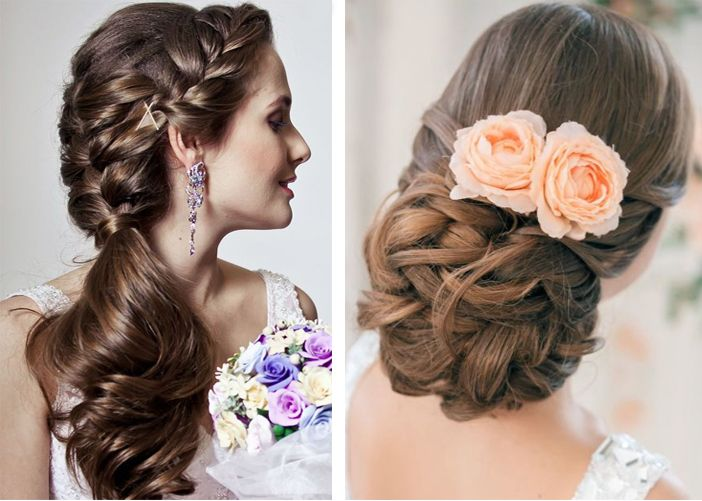 wedding hair style photo