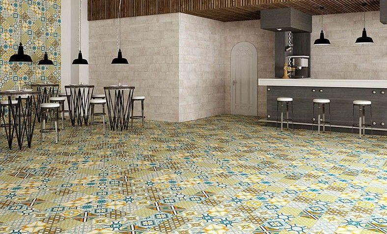 Carrelage Sol Et Mur 45x45 Et 60x60 Heritage Tau Ceramica