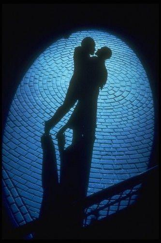 Shadows of a tango