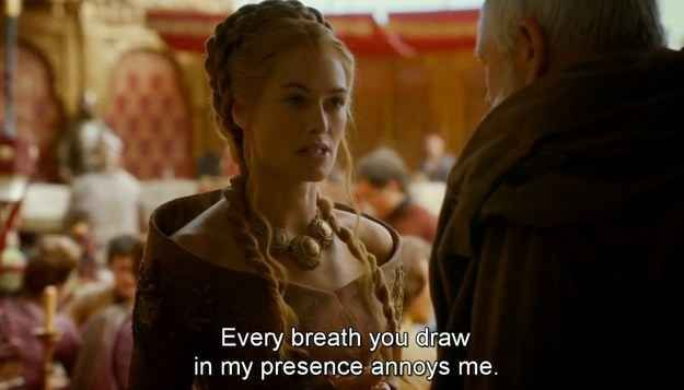 """25 Times The Women From """"Game Of Thrones"""" Were Total Badasses"""