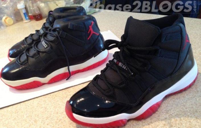 c8c14cacfc7 Air Jordan 11 Black/Red Sneaker Cake | Creations | Jordans, Jordan ...