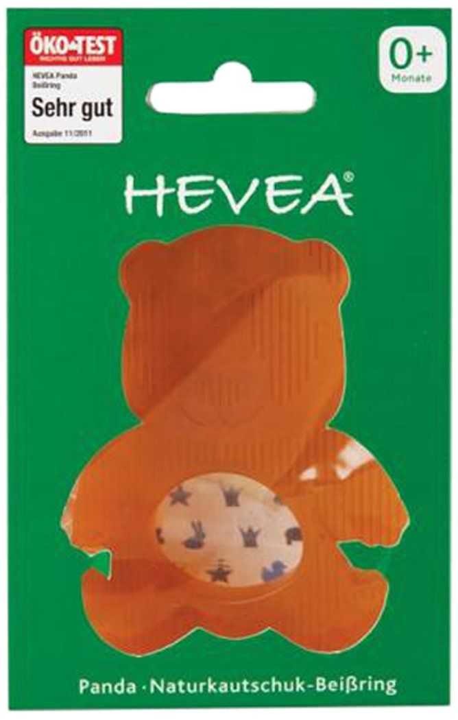 Hevea Panda Teether