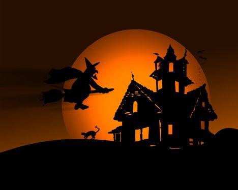 Halloween voorblad