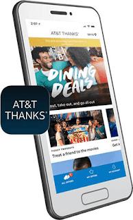 FREE 5 Starbucks, Panera & Fandango Gift Cards for AT&T