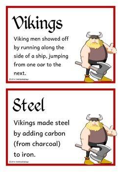 101 viking facts