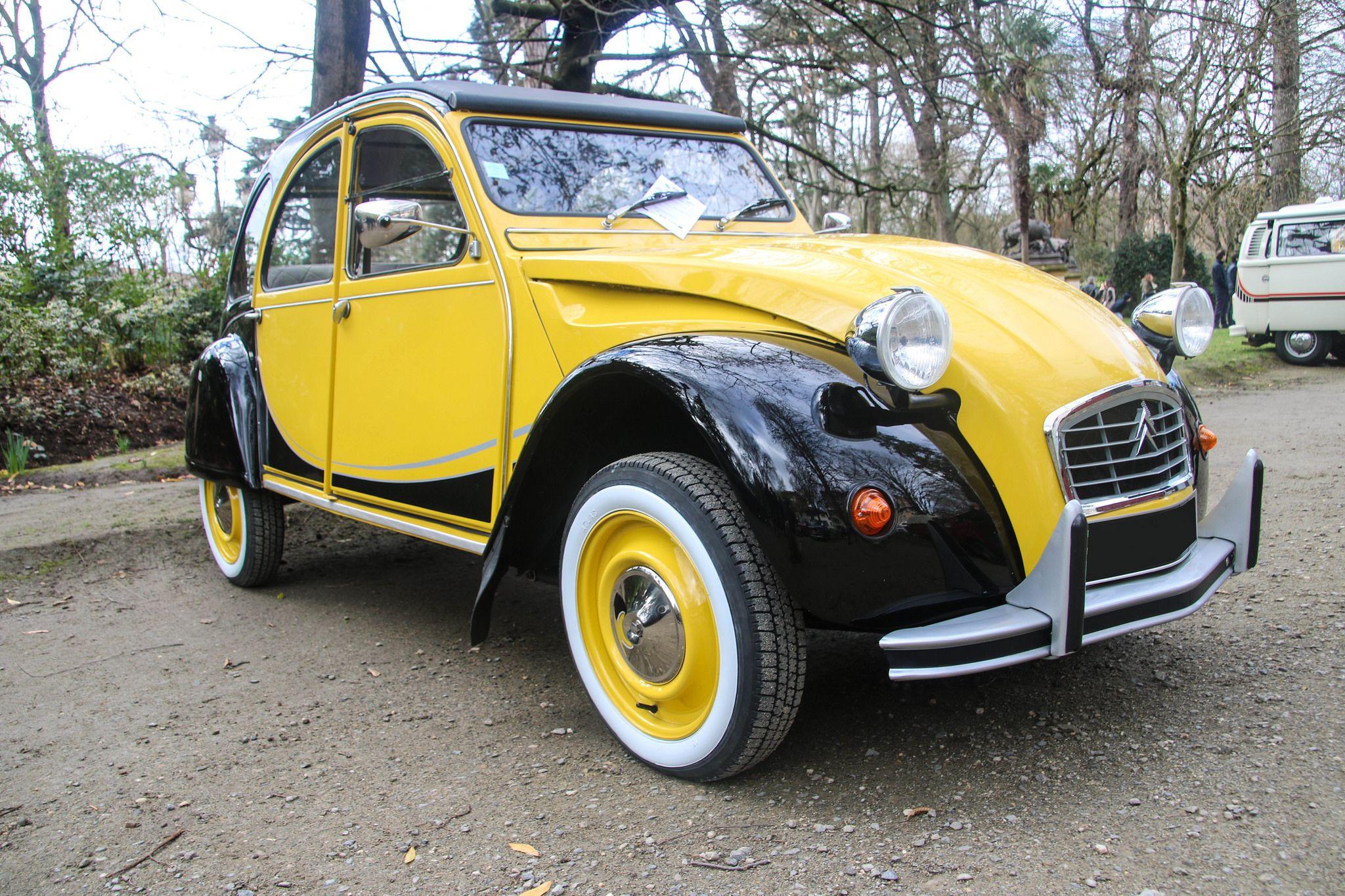 2cv Charleston Citroen 2cv Citroen Small Cars