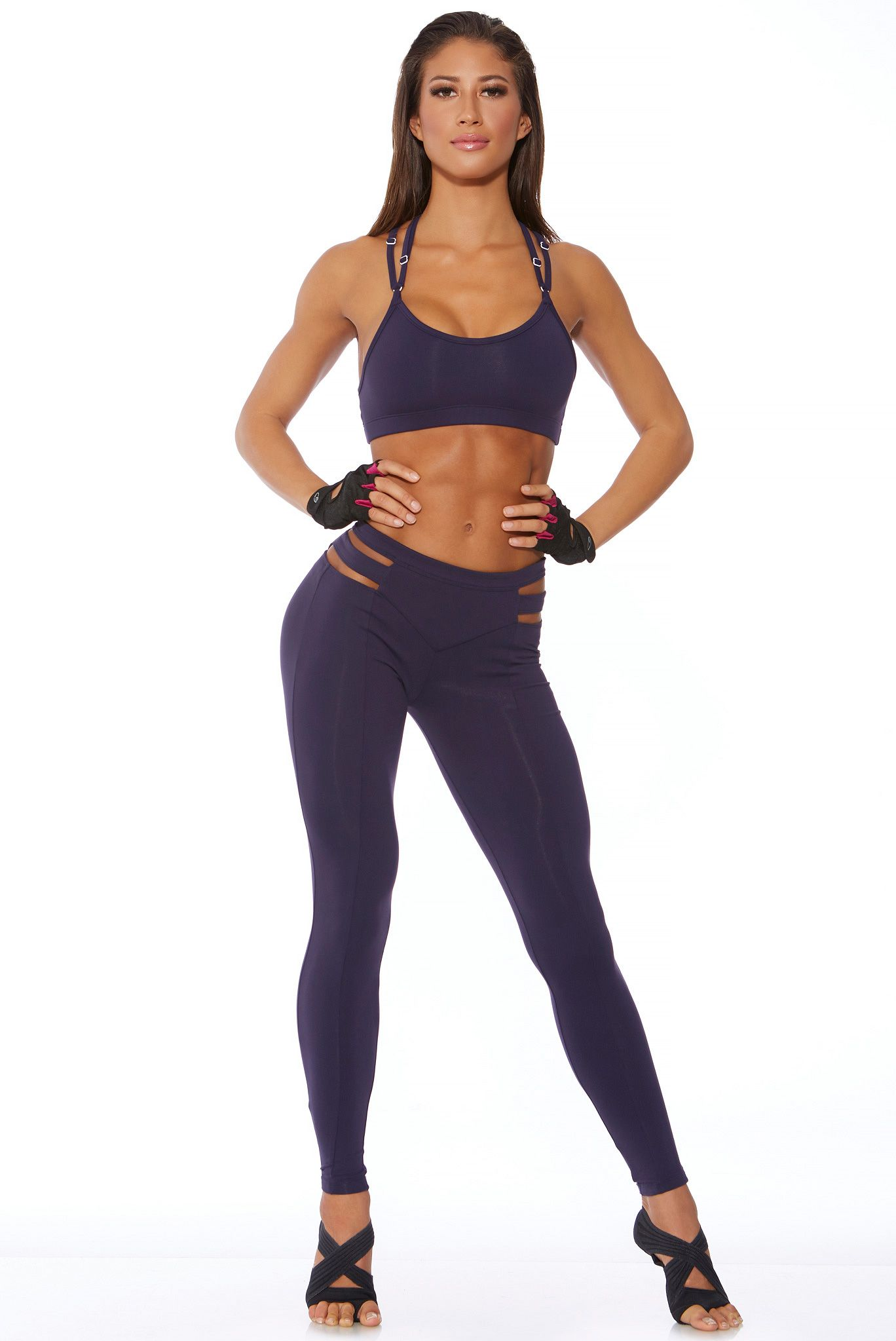 e5ff3441f6 Navy Compression