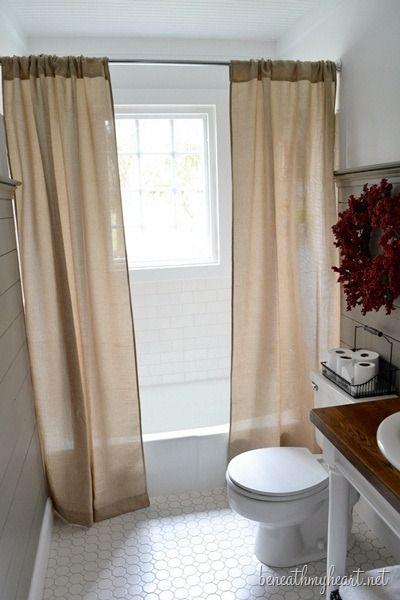 Guest Bathroom Makeover Reveal Modern Bathroom Design Elegant