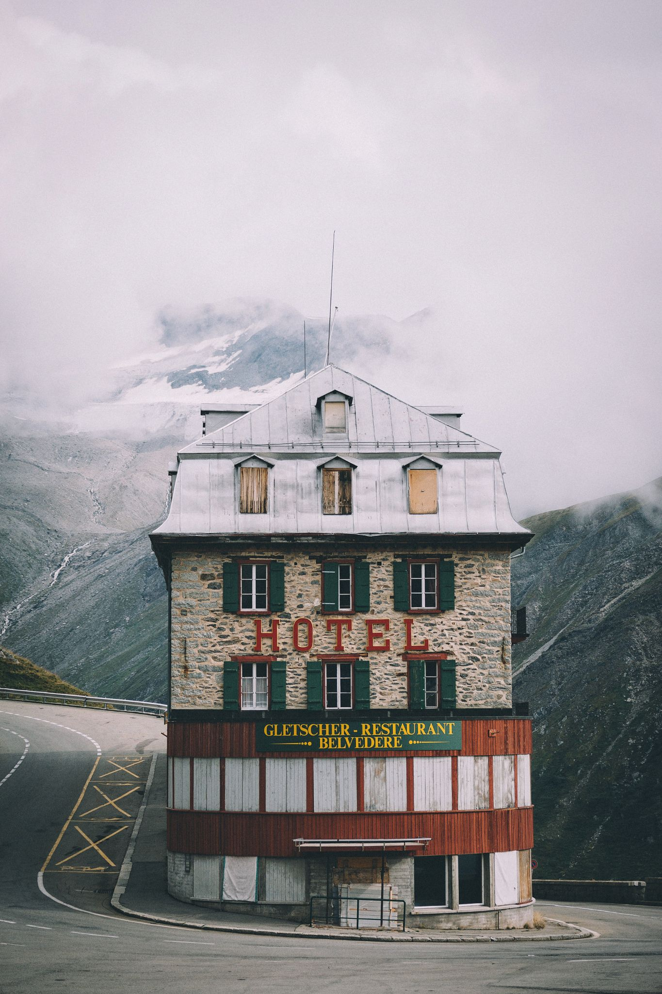 Wes Anderson Hotel Grand Budapest In Switzerland