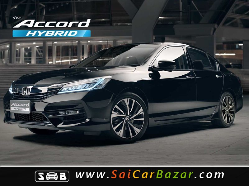 The Honda Accord Hybrid Is Scheduled To Be Launched In India On 25 October.