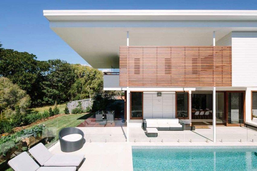Bay Beach Home By Davis Architects - Byron bay beach home designed by davis architects