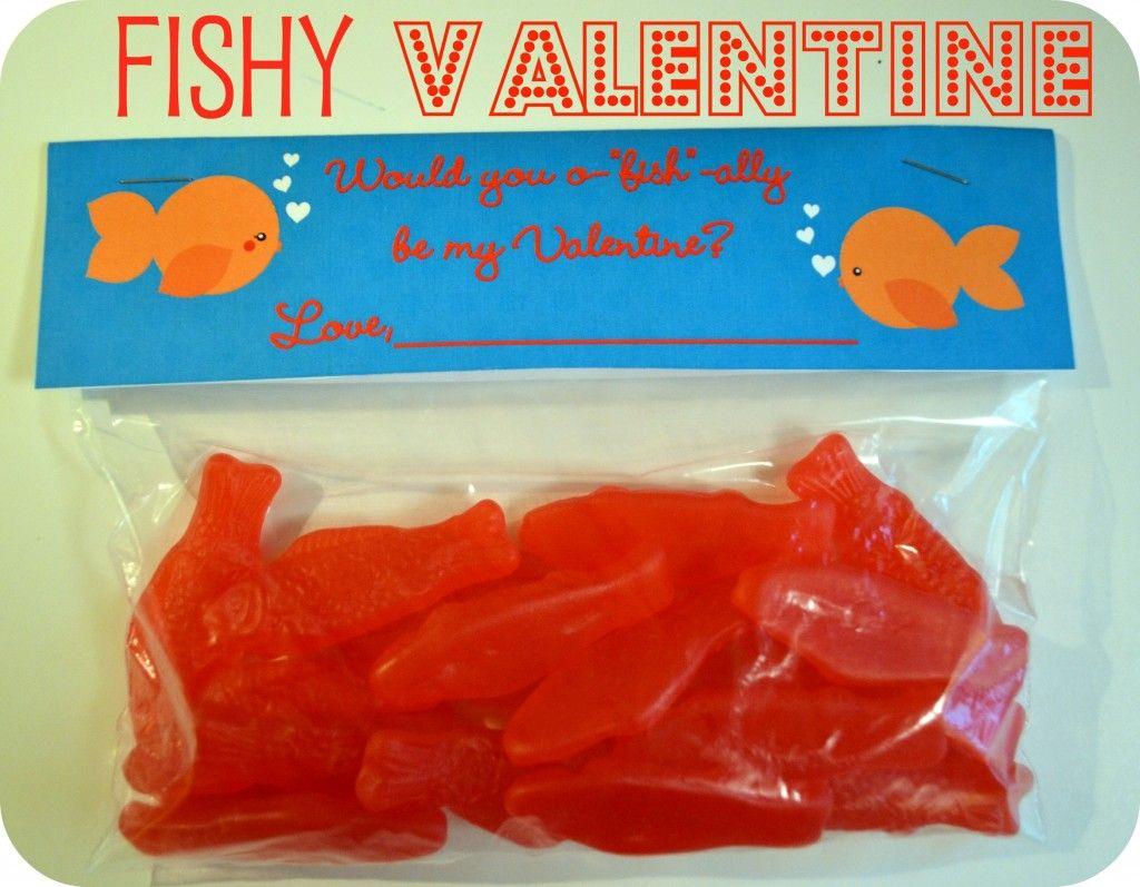 Fishy Valentines