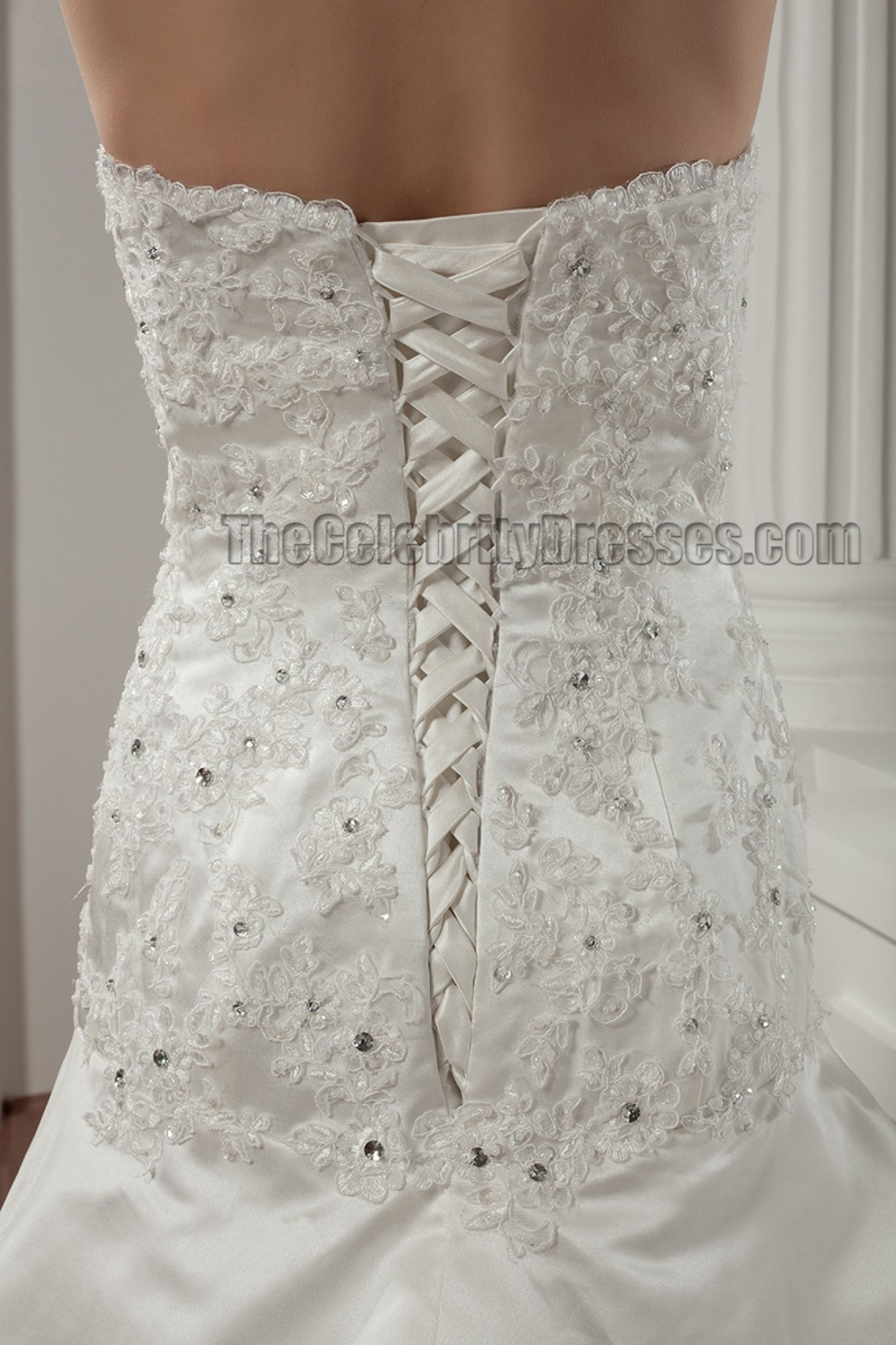Lace up wedding dress best wedding dress for pear shaped check