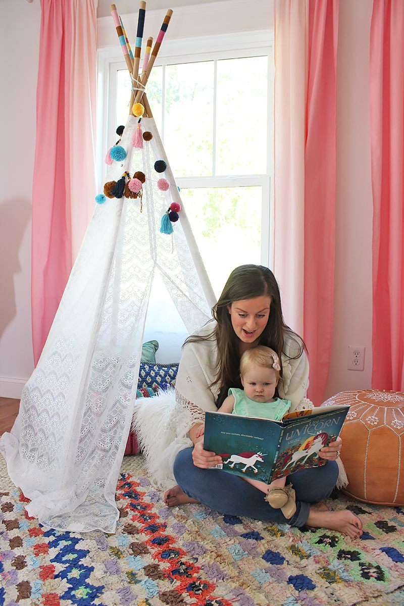 Children S And Kids Room Ideas Designs Inspiration: Moroccan-Inspired Playroom And Office