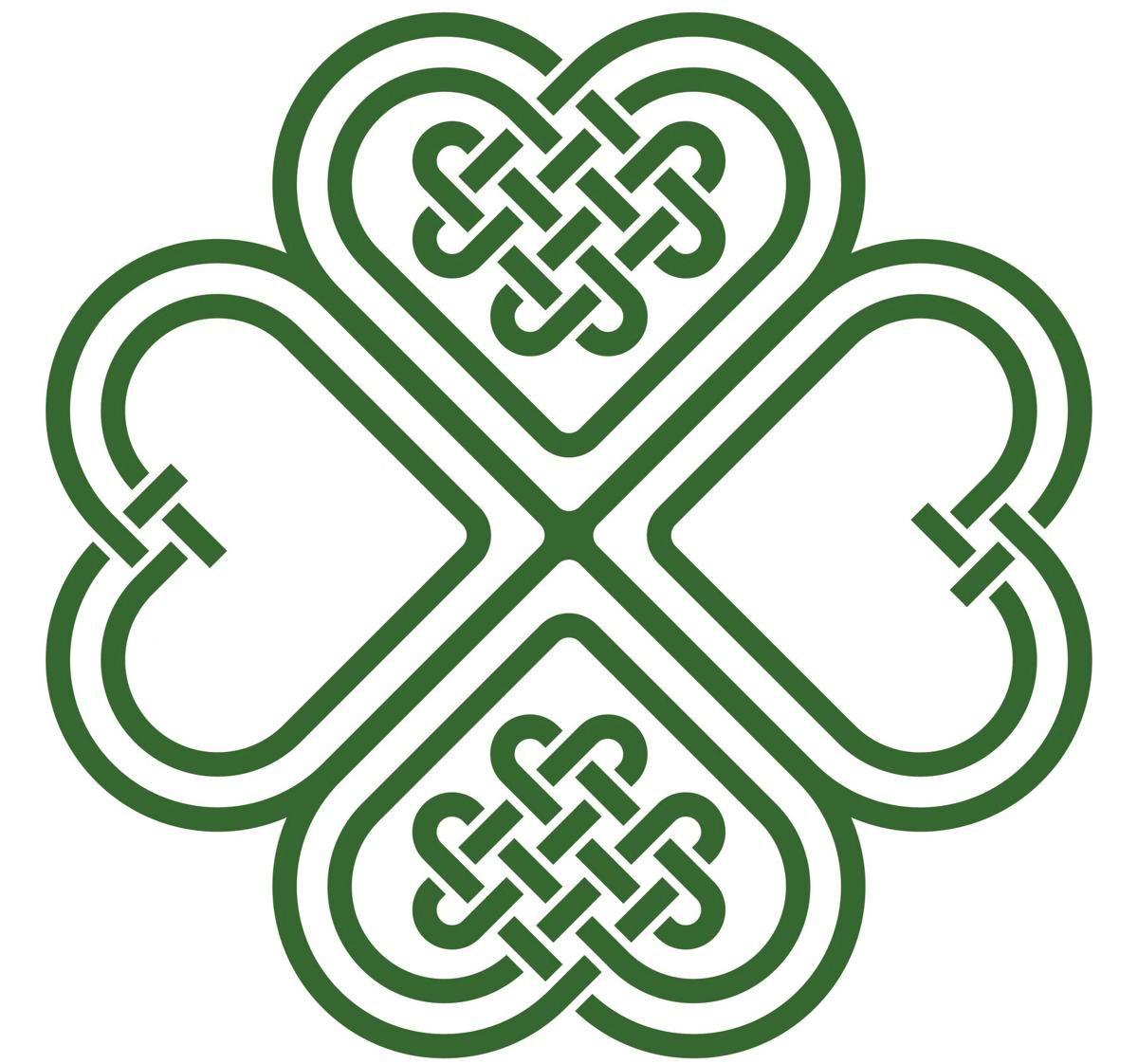 Green celtic knot tattoo tattoos pinterest celtic celtic knot