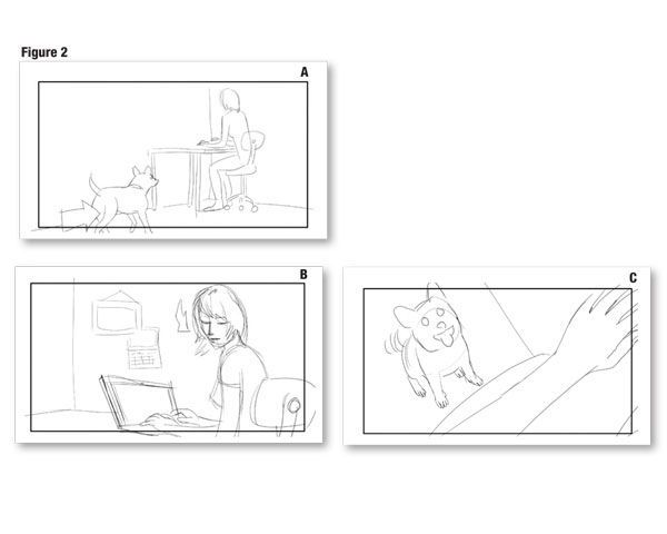 How To Make A Storyboard  Storyboard Lingo  Techniques