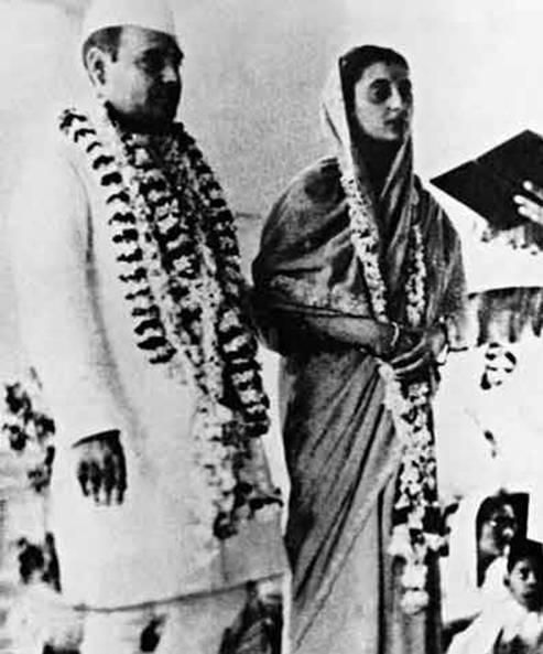 Indira Gandhi Marriage Google Search