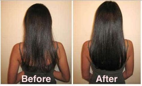 Mit Pflanzenölen Zauberhaftes Haar Bekommen Haarproblemchen