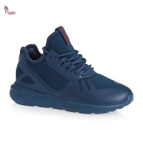 Adidas Tubular Runner K Couleur: Bleu marine Pointure