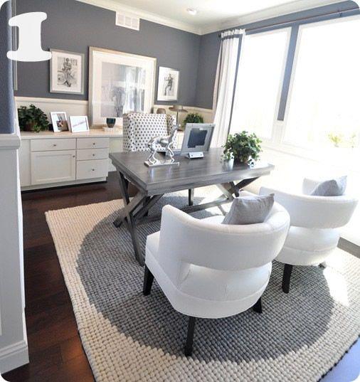 23 Sensational Home Offices Inspiration Ofis Ic Dekorasyonu Ev