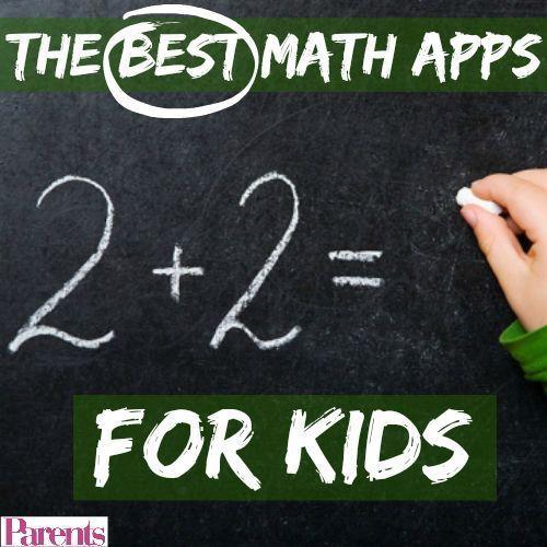 The 9 Best Math Apps for Kids Best math apps, Math, Math