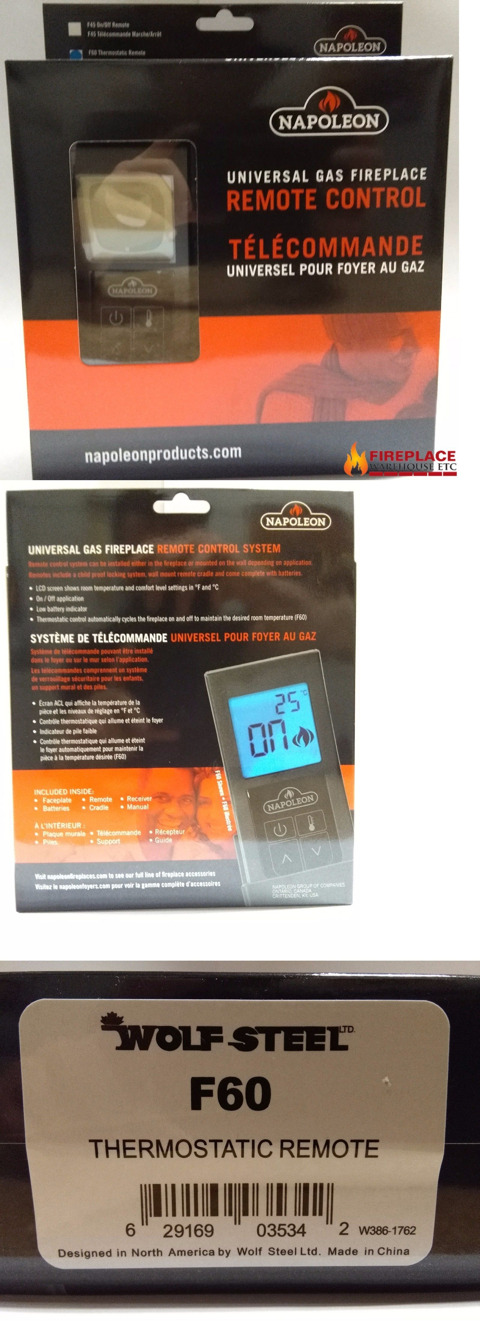 remote controls universal gas fireplace remote control napoleon