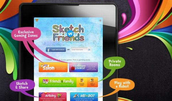 My favorite game right now: Sketch W Friends v2.0 – Lot's of New Features – blackberry PlayBook