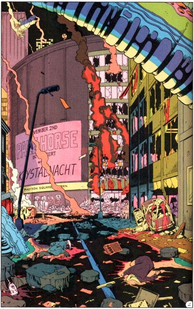 Watchmen #12 (B)