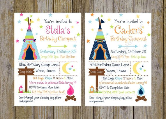 Camping invitation girl camping invitations girl camping camping invitation girl camping invitations girl camping birthday invitations glamping invitation boy camping invitation birthday filmwisefo