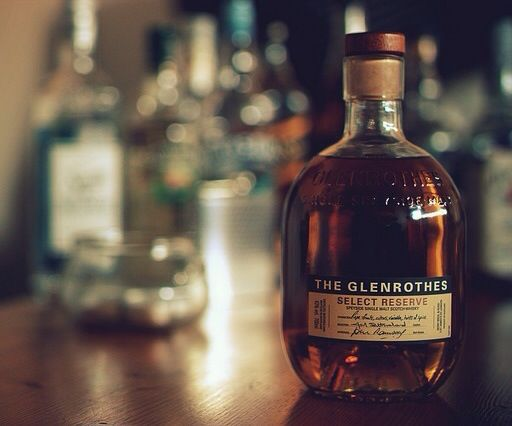 Glenrothes selected reserve