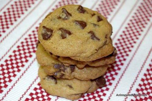 "Super Soft Chocolate Chip Cookies - The ""Secret Ingredient"" Version!"