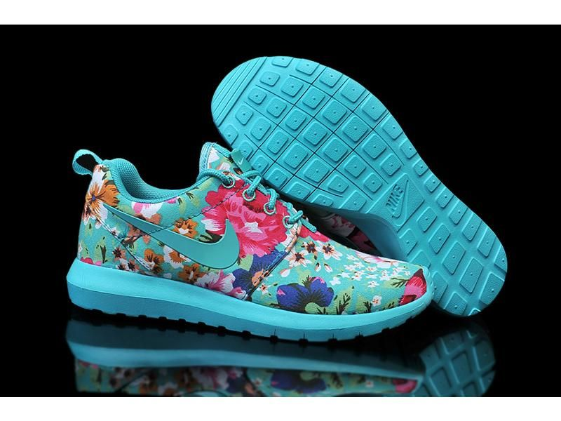 Lightning Shoes-Nike Womanu0027s Roshe Run Print London Olympics