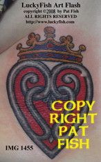 bbc900e45 Luckenbooth Scottish Heart Tattoo Design - The traditional Scottish wedding  gift from a husband to his