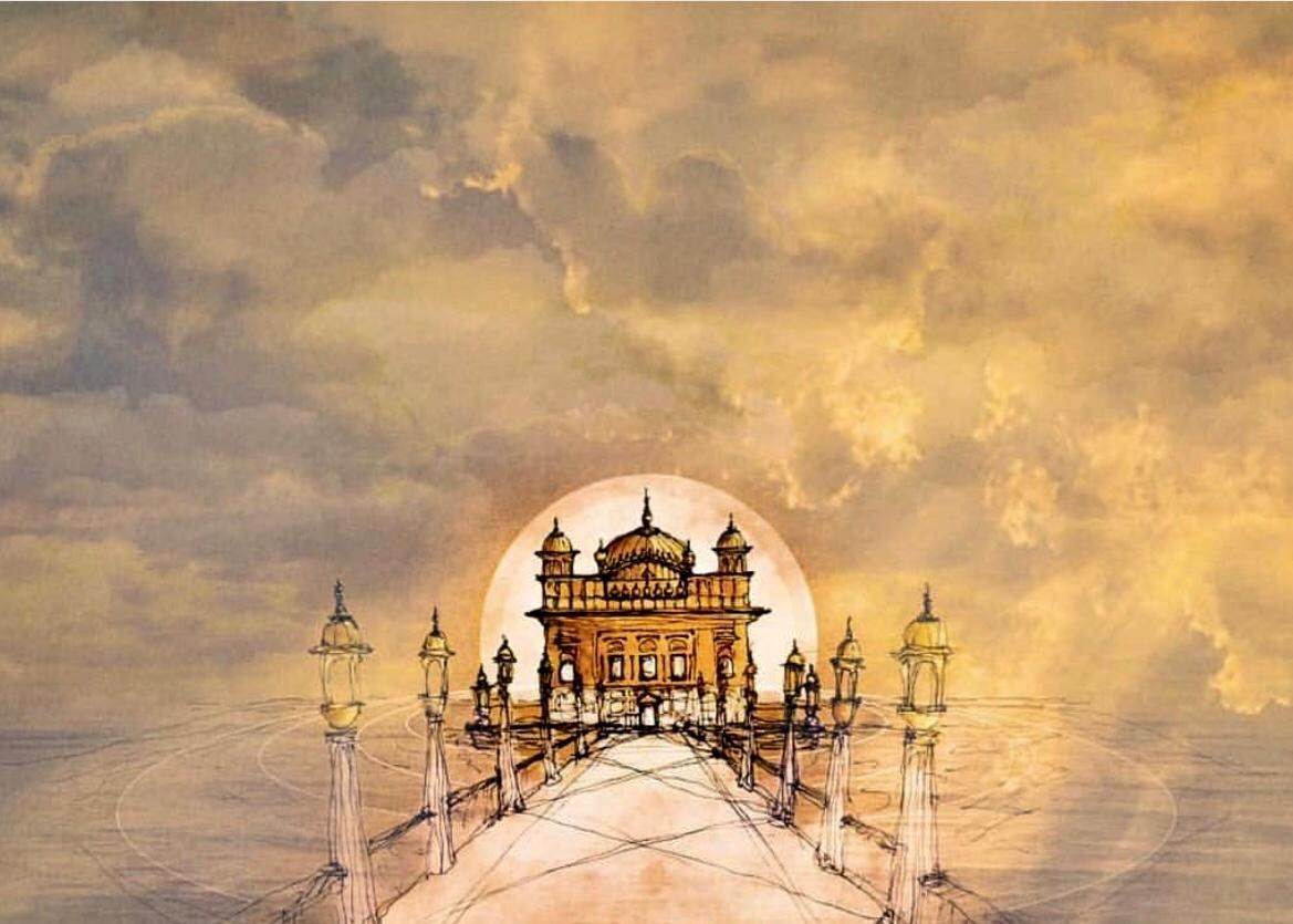 Shri Harmandar Sahib Golden Temple Temple Art Golden Temple Golden Temple Amritsar 1080p full size 1080p golden temple