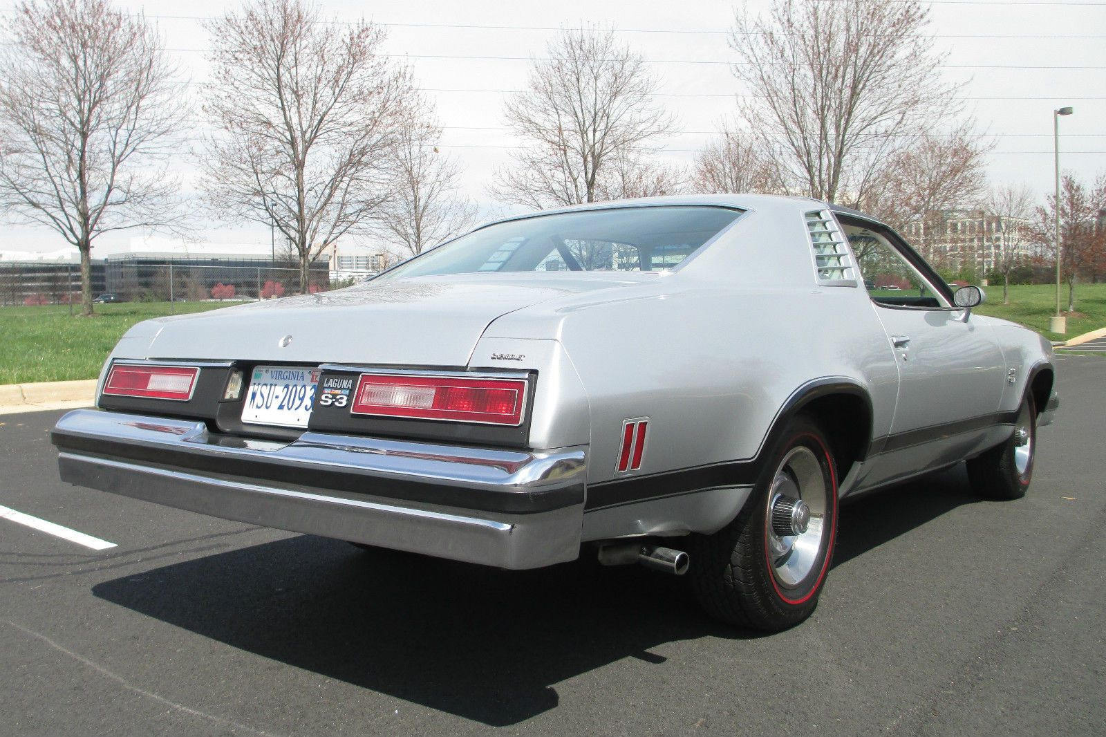 1976 chevrolet chevelle laguna s 3 the laguna s 3 was built from