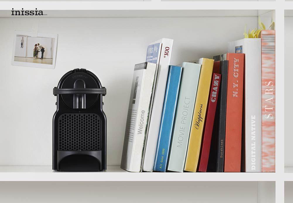 Alcuni oggetti ispirano passione. Scopri Inissia, la nuova macchina per il caffè a sistema Nespresso.