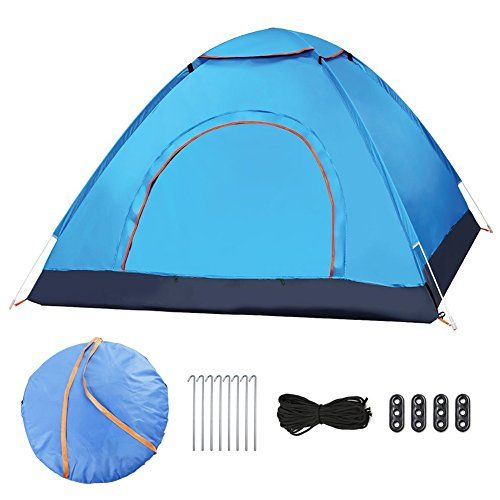EiffelT Lightweight 2 to 4 Person Tent includes Portable Pack for Hiking and C&ing --  sc 1 st  Pinterest & EiffelT Lightweight 2 to 4 Person Tent includes Portable Pack for ...