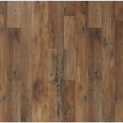 American Heritage Florian Oak 8 03 In W X 3 96 Ft L Embossed Wood Plank Laminate Flooring Lowes Com Laminate Flooring Laminate Wood Flooring Colors Wood Planks