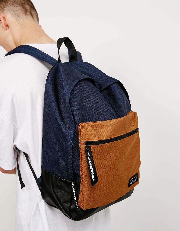 caa0fa4903b Back to school' backpack in 2019   Clothing *_*   Backpacks, School ...