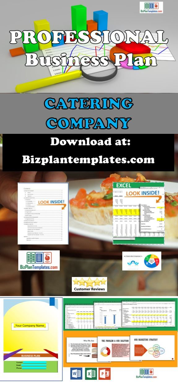 Catering Company Business Plan How To Write A Business Plan To
