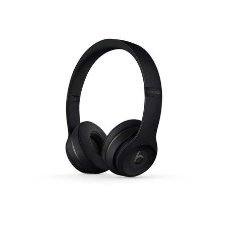 821cfb7623ac2a Beats Solo3 Wireless On-Ear Headphones - Walmart.com