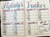25 Bullet Journal Cleaning Schedule Spreads to turn you into a domestic goddess  25 Bullet Journal Cleaning Schedule Spreads to turn you into a domestic goddess