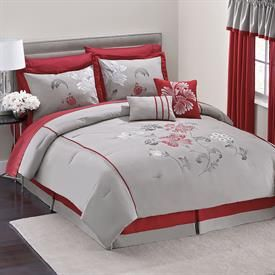 Dante 6-Pc. Oversized Comforter Set Collection | Comforters | Brylanehome